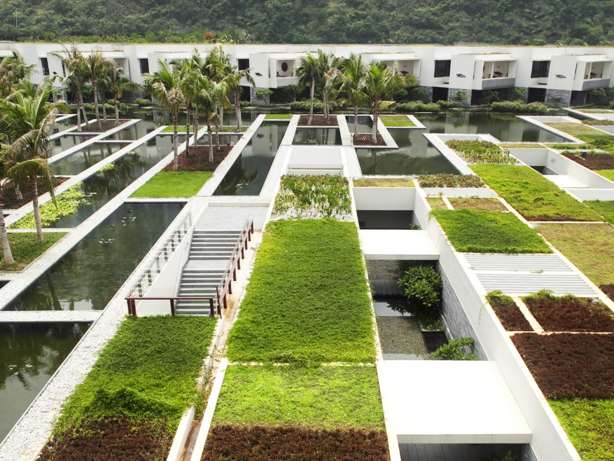 Green Roof 2030 Palette